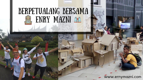Bertualang Bersama Enry Mazni: Arisan Link #12