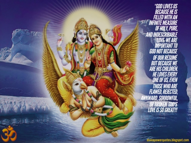 Divine Power Quotes God Love Quote