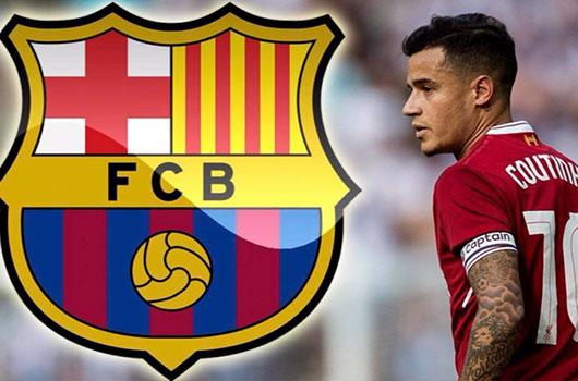 Philippe Coutinho quyết tâm đến Barca vào tháng Giêng