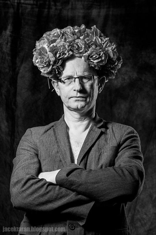 fotografia portretowa, portret artystyczny, jacek taran, bogdan frymorgen