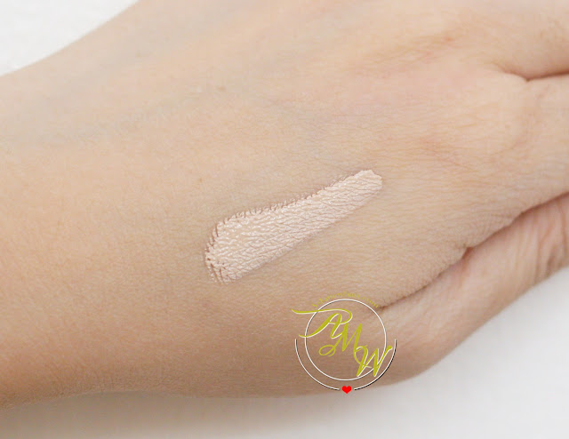 a swatch photo of Etude House Big Cover Cushion Concealer Spf30/Pa++ Sand