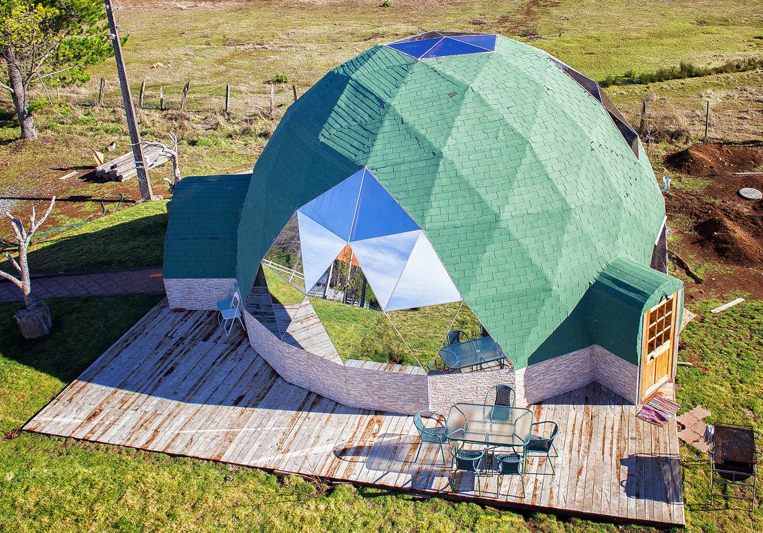 Construcci n de domos qu es un domo for Construccion piscina temperada