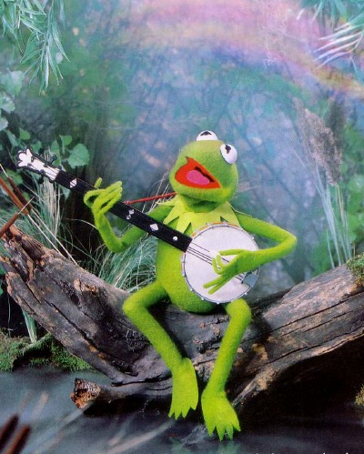 Thomas Hoskyns Leonard Blog: KERMIT THE FROG IN PERSPECTIVE