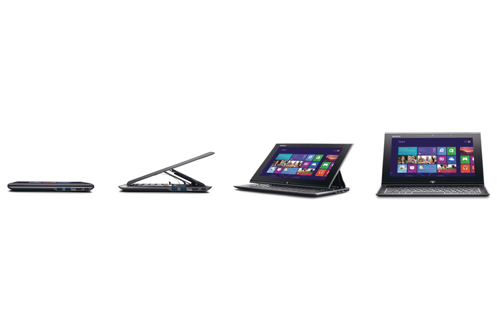 SONY VAIO Duo 11: A Steaming Addition by SONY!!!! ~ Browse