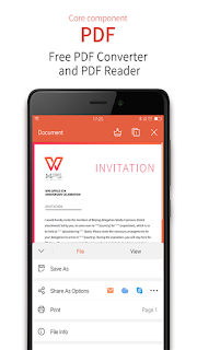 download WPS Office + PDF app apk free