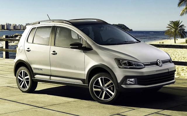 VW Especial: Up! Track, Gol Track e CrossFox Urban White: detalhes e preço
