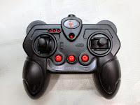 Mobil Mainan Aki Pliko PK9800 Mag Wheel