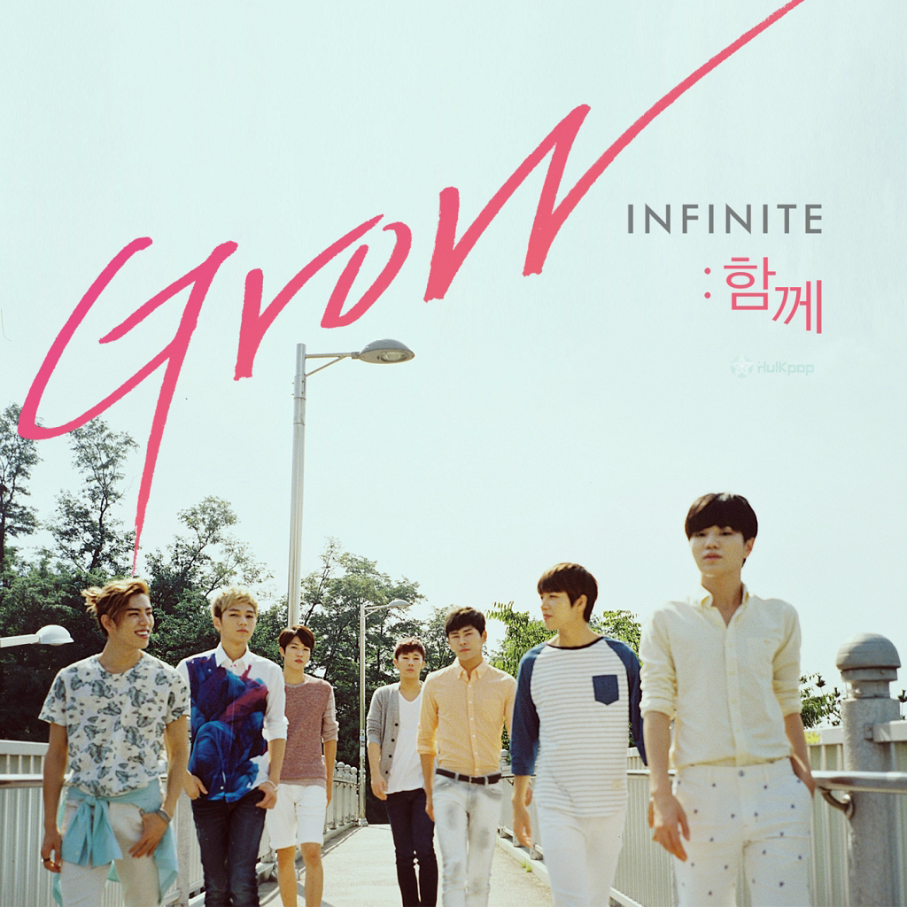 [Single] INFINITE – Grow OST