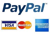 Donatie op de FEY website via Paypal