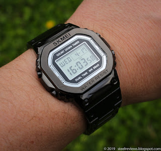 "SKMEI 1456 ""G-SHOCK Full Metal 5000"""