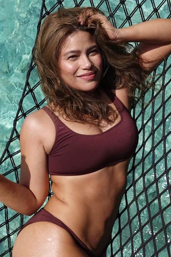 denise laurel sexy bikini photos