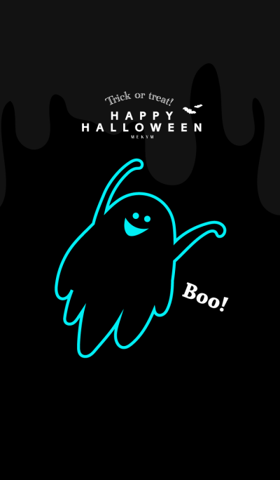 Happy Halloween 2 -Trick or treat-