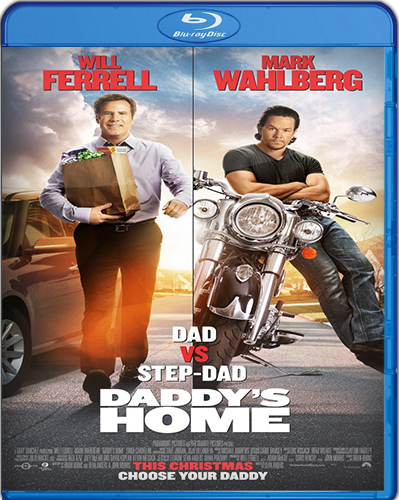 Daddy's Home [BD25] [2015] [Latino]