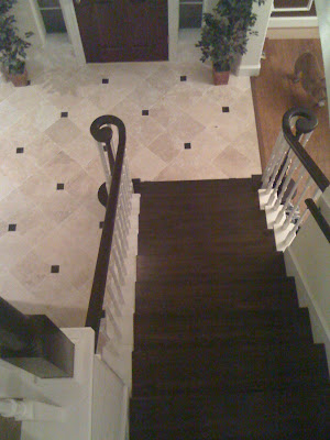 ... Life and Style: The Staircase Makeover Part 4...The Grand Finale