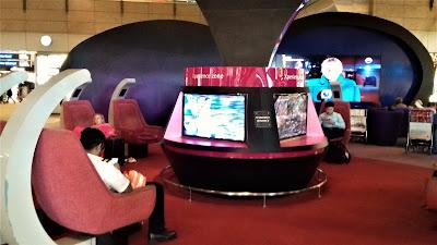 zona relax changi airport singapore