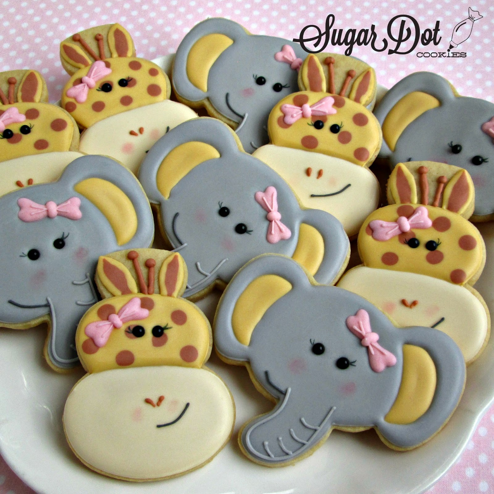 Decorated Sugar Cookies For Baby Shower Flisol Home