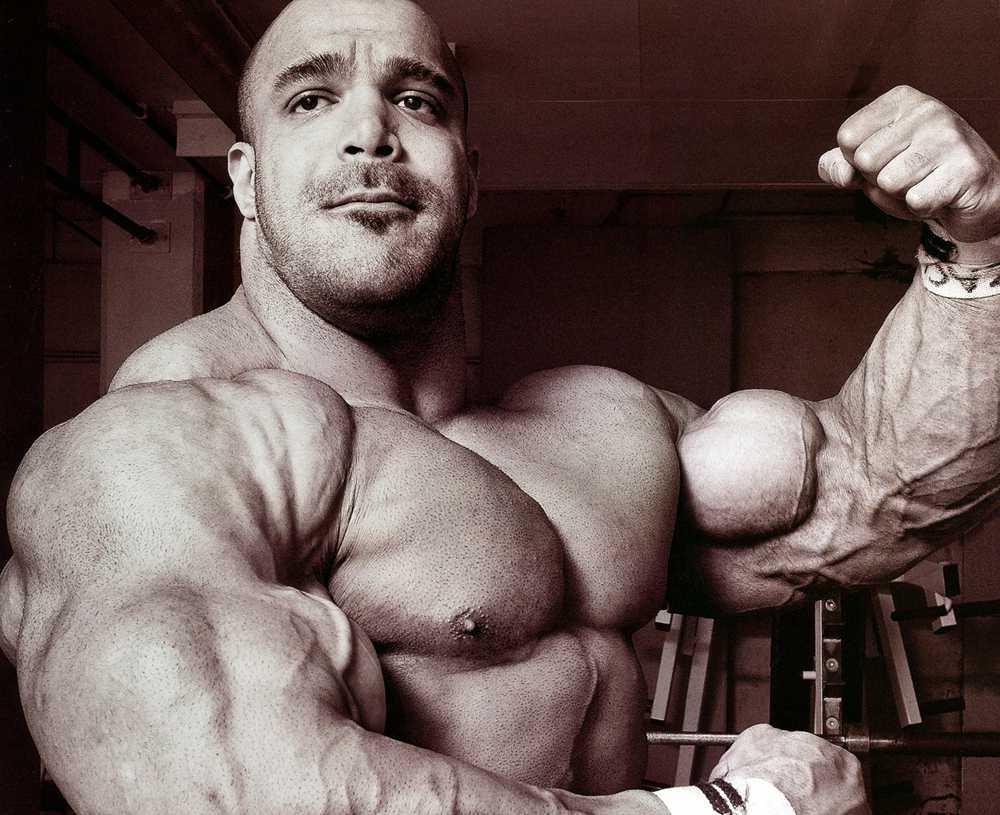 MuscleBaseBody: Zack Khan The Freak