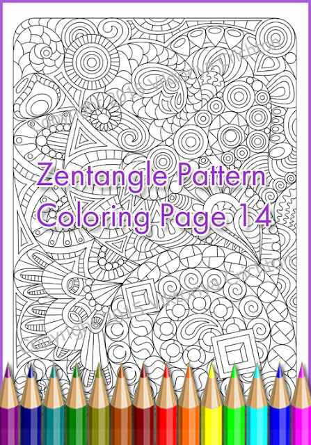 Adult-coloring-page-zentangle-pattern