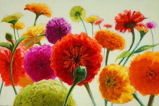 modernos-diseños-pinturas-de-flores diseños-decorativos-flores