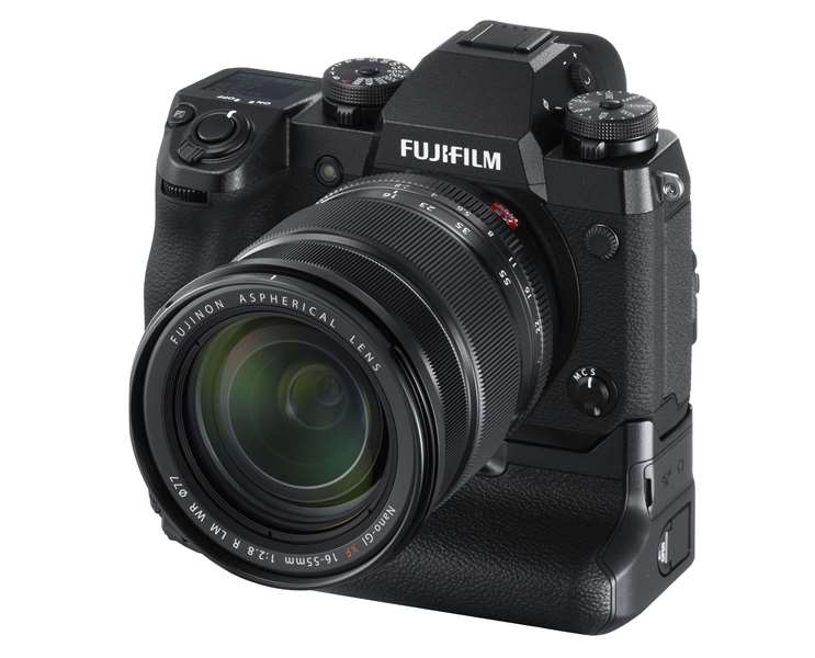 Fujifilm X-H1 Announced; Sells for Php106,990, Body Only