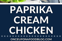 PAPRIKA CREAM CHICKEN