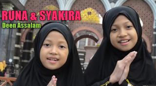 Kumpulan Lagu Religi Anak Mp3 Terpopuler Full Album Runa & Syakira Terbaru