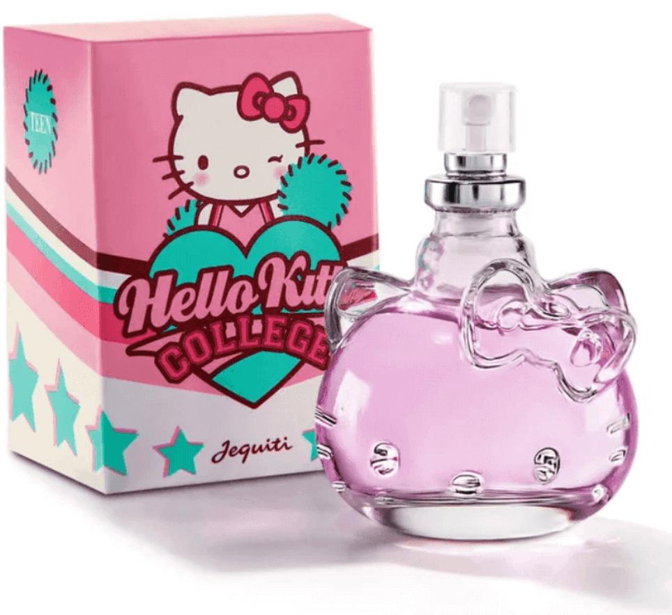 A volta às aulas com a Coleção Hello Kitty College da Jequiti, é muito mais divertida!