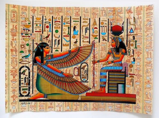 Lista de Nomes Egípcios de A a Z