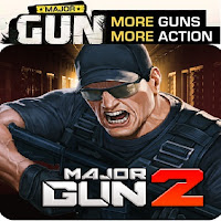 Major GUN 2 Mod Versi 4.0.5 Apk Terbaru November 2017