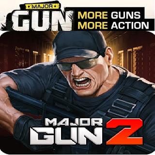 Major GUN 2 Mod Versi 3.7.5 Apk Unlimited + Max Level