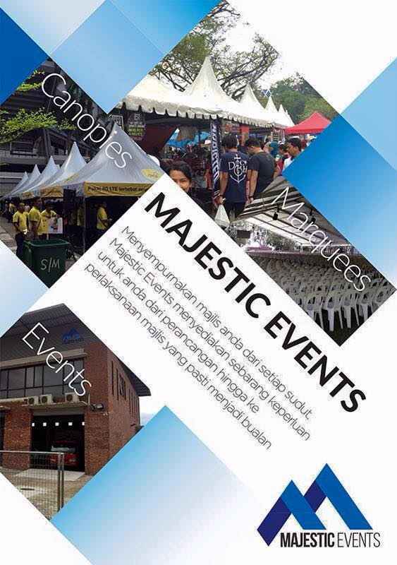 Majestic Events Sdn Bhd: Awnings&Canopies, Event Planner, Wedding Planning!