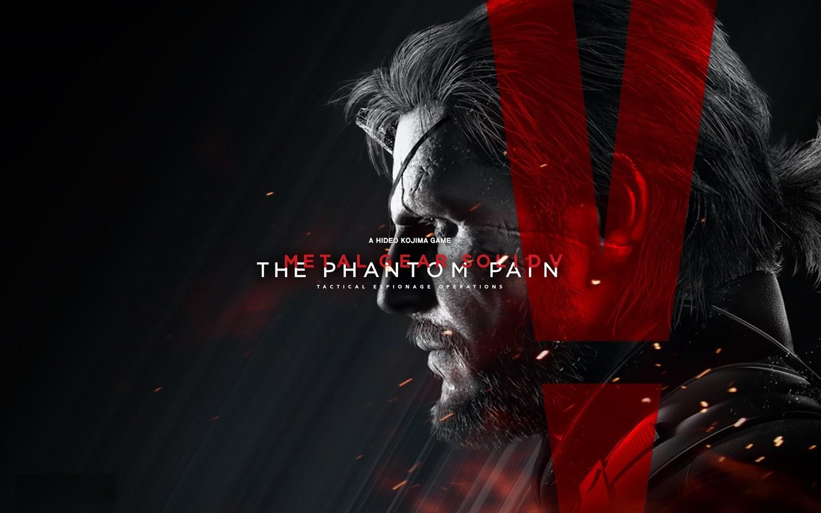 Metal Gear Solid V The Phantom Pain Descargar Mega Espa 209 Ol