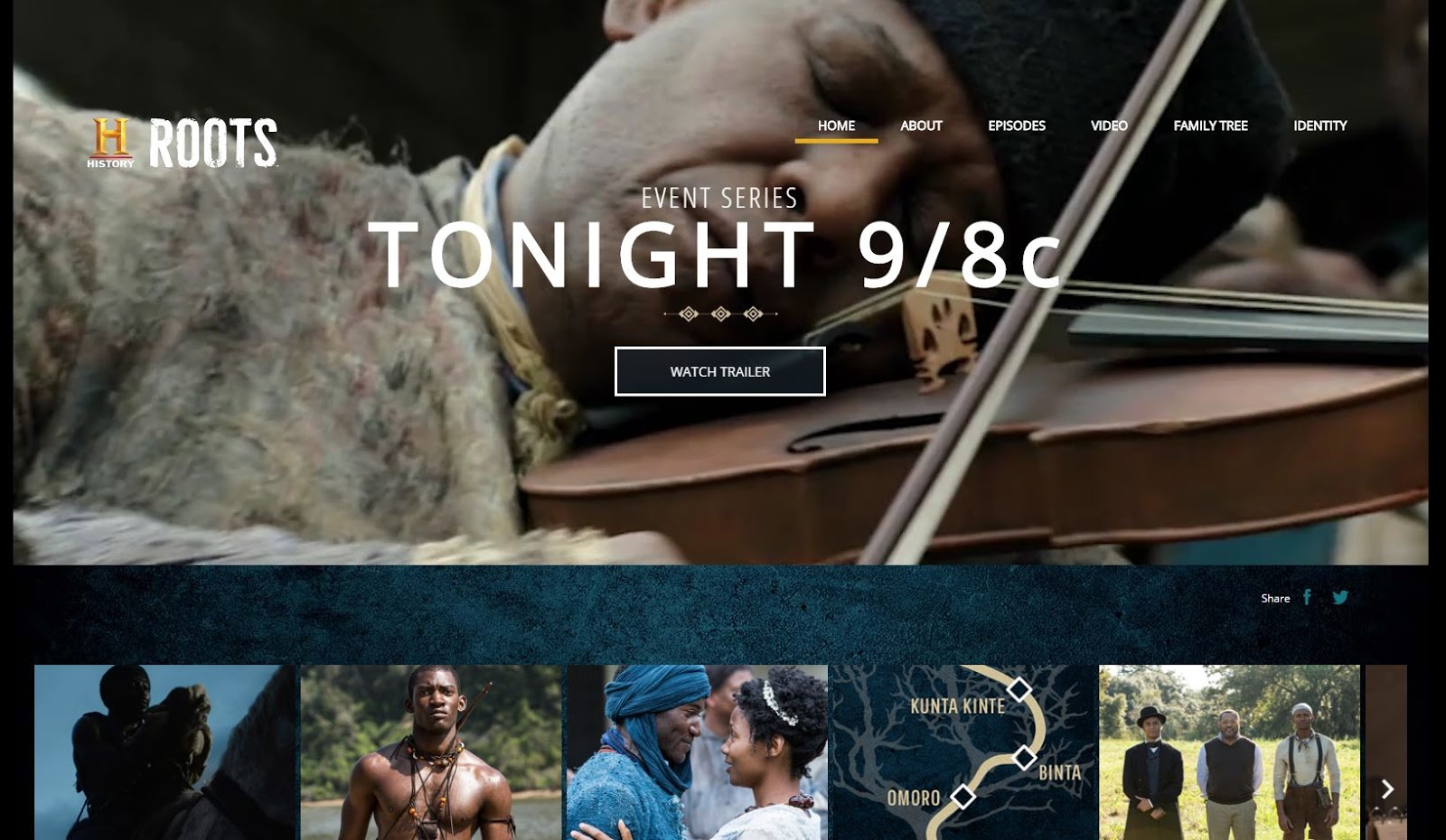 racism in the mini series roots Since the miniseries is an adaptation, the question of roots' accuracy falls to its source material, and as explained by the new york post, haley's book has been at the center of controversy over.