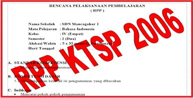RPP KTSP SD/MI