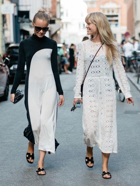 Minimal Chic Spring Dress