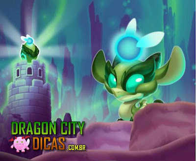 Dragão Floresta Noturna - Informações