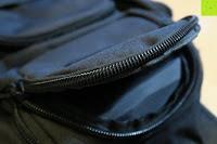 öffnen: Lalawow Sling Bag taktisch Rucksack Daypack Fahrradrucksack Umhängetasche Schultertasche Crossbody Bag