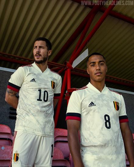 Belgium Euro 2020 Away Kit Released - Footy Headlines