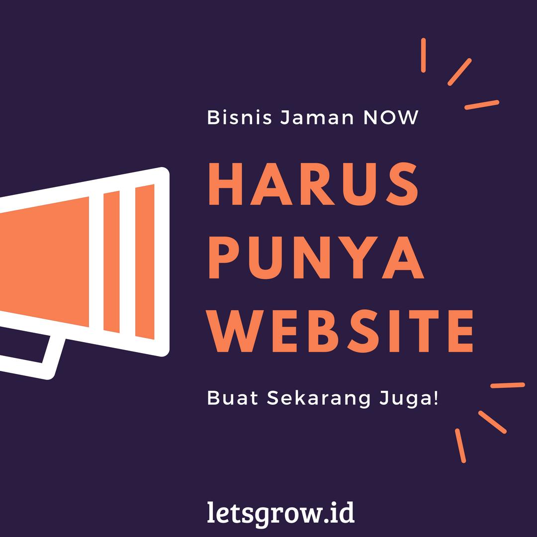 Buat Website Sekarang