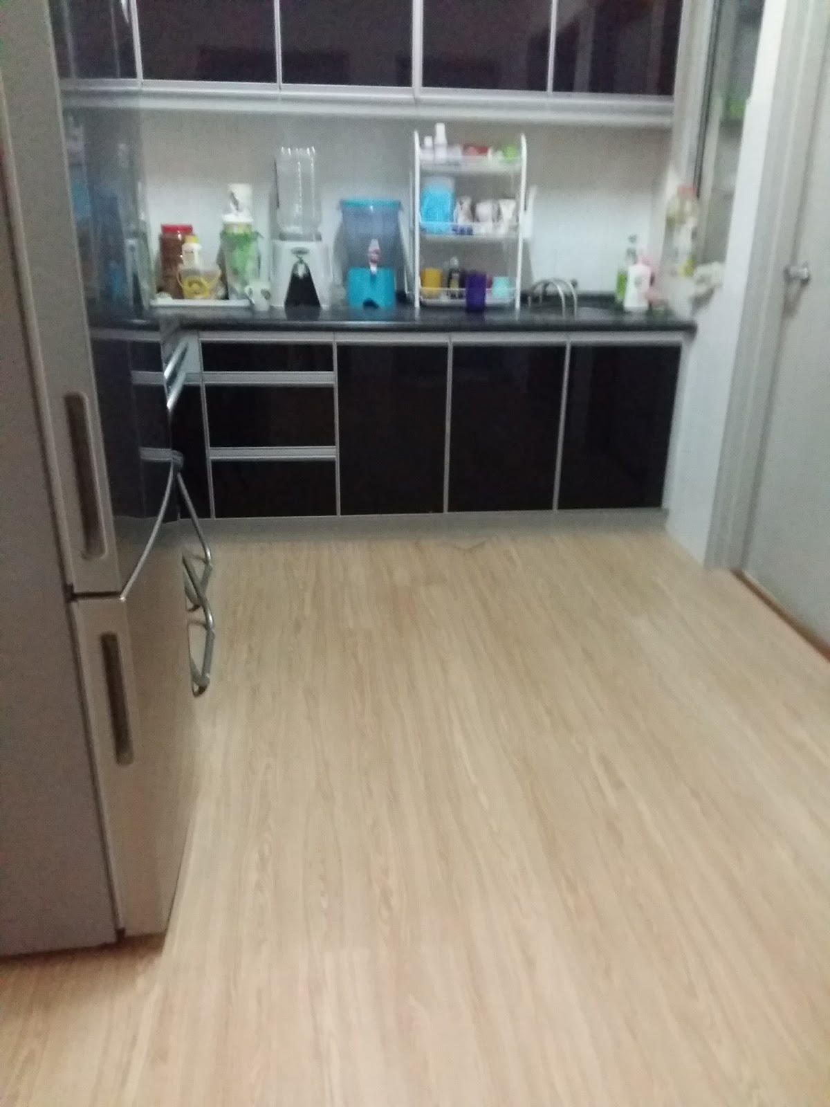 Look For The Hy Spot In Life Vinyl Flooring Dapur Kering