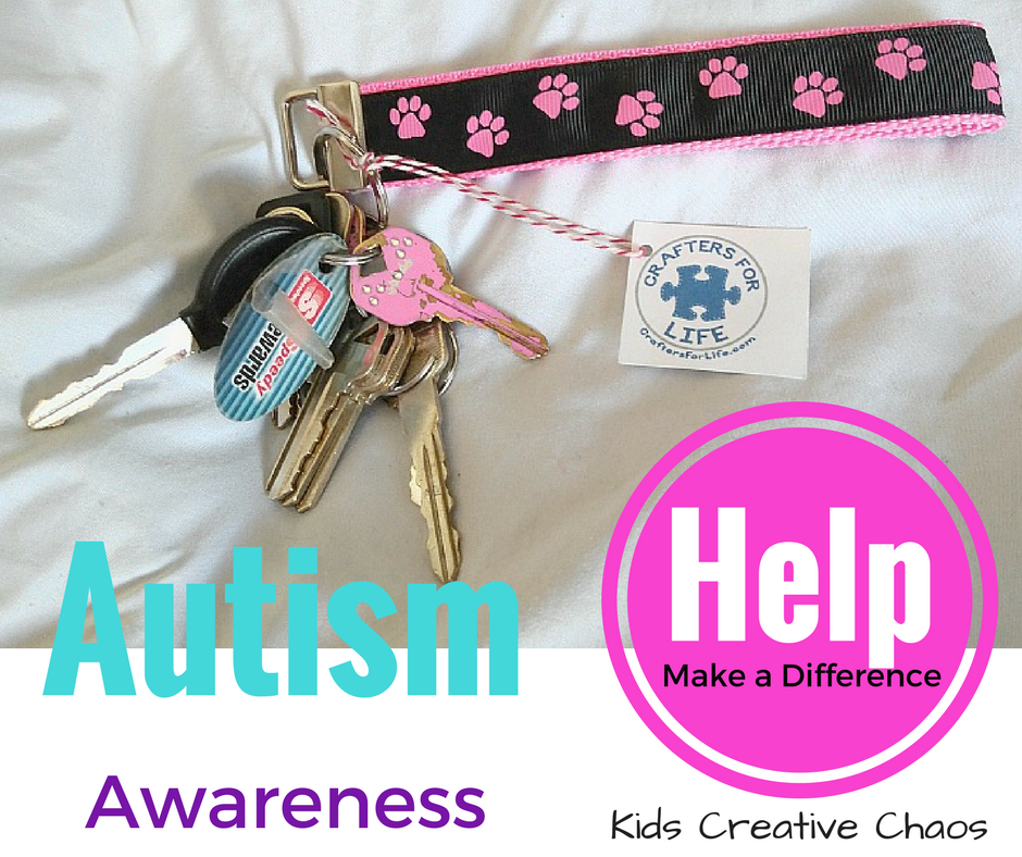 Autism Jobs Awareness Crafters For Life