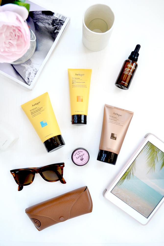 jurlique sun care