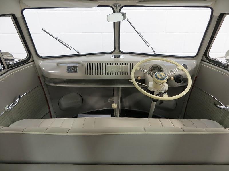 Vw Microbus For Sale >> 1962 VW Samba Deluxe Microbus | VW Bus