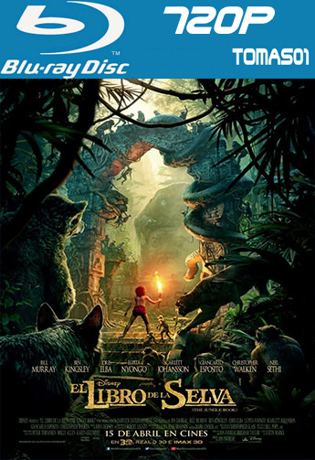 El libro de la selva (2016) BDRip m720p / BRRip 720p