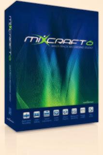 تحميل برنامج عمل ريمكس وتعديل الصوتيات Acoustica Mixcraft