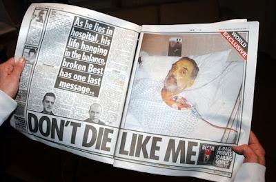 George Best Don't die like me