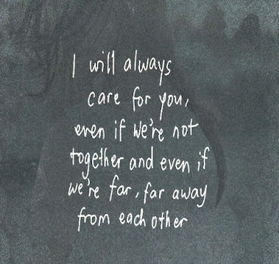 I will always Care Quotes