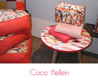 collection coco hellein de Becquet