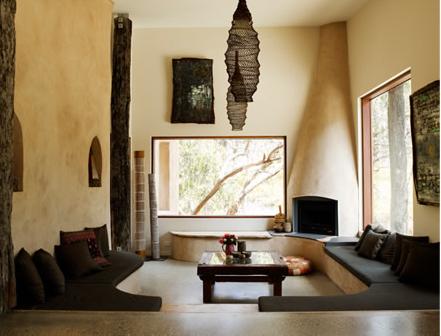 natural modern interiors: August 2012