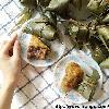 Lye Water Rice Dumplings (Kee Chang) / 鹼水粽